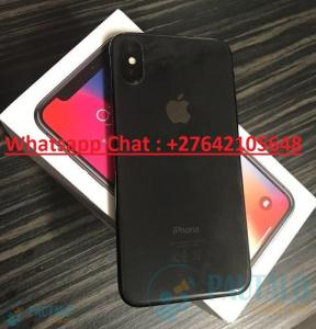 Apple iPhone X 64GB  - €445 , iPhone 8  - €370,iPhone 8 Plus  - €400, iPhone 7   - €300 , Whatsapp Chat : +27642105648
